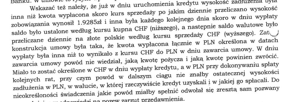 fragment wygrana frankowicza